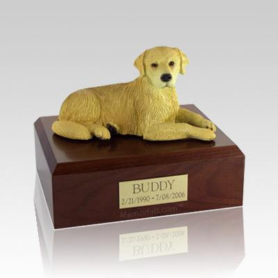 Golden Retriever Large Dog Urn