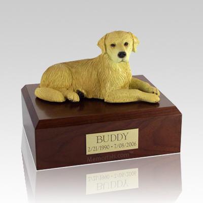 Golden Retriever X Large Dog Urn