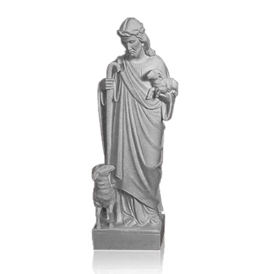 Good Shepherd Small Marble Statues