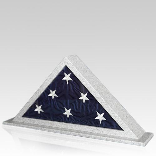 Granitone Flag Display Case