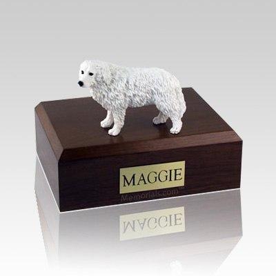 Great Pyrenees Large Dog Urn