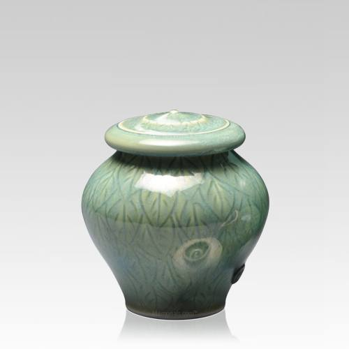 Green Earth Small Cremation Urn