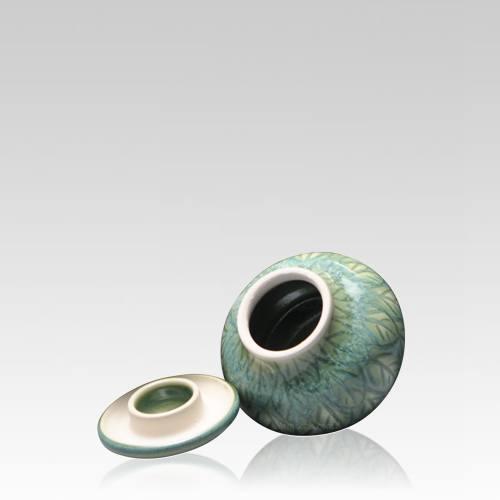 Green Earth Mini Cremation Urn