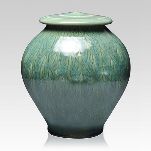Green Earth Large Cremation Urn