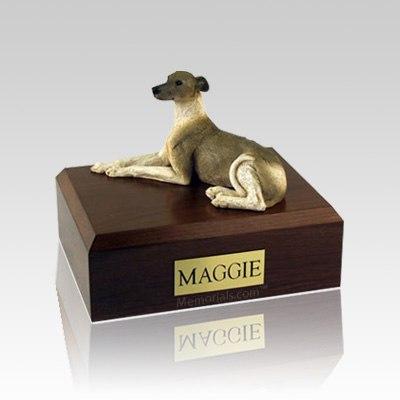 Greyhound Medium Dog Urn