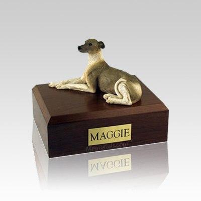 Greyhound Small Dog Urn