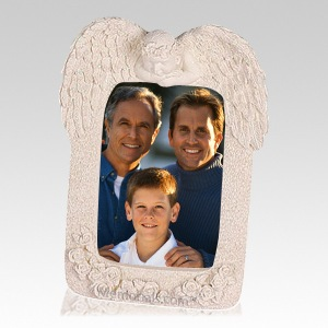 Heavens Roses Angel Picture Frame