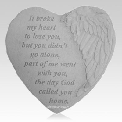Home Angel Heart Stone