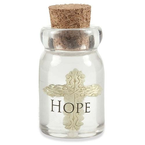 Hope Bottle Keepsake Charms