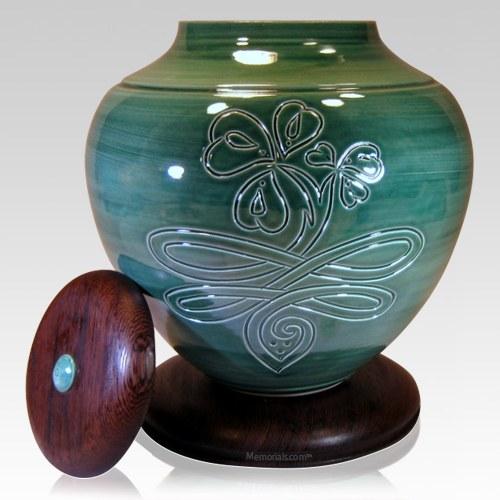 Irish Nature Cremation Urn