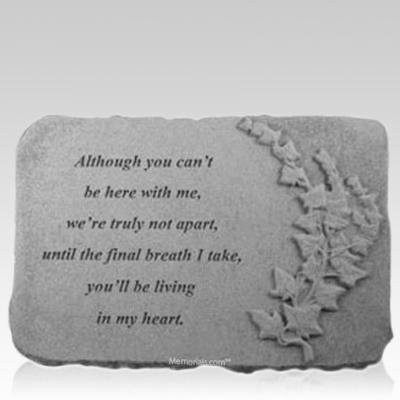 Ivy Memorial Stone