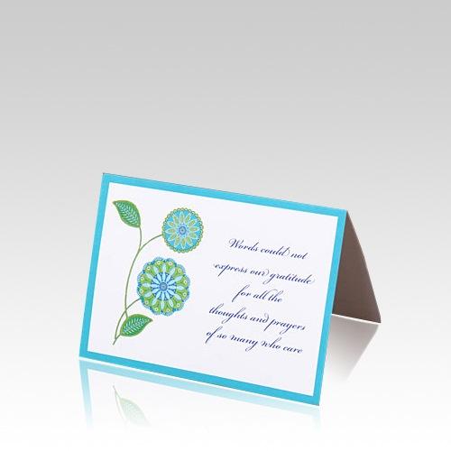 Jane Memorial Card
