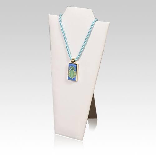 Jane Memorial Silver Necklace
