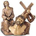 Jesus Bronze Statues