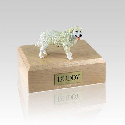 Kuvasz Medium Dog Urn