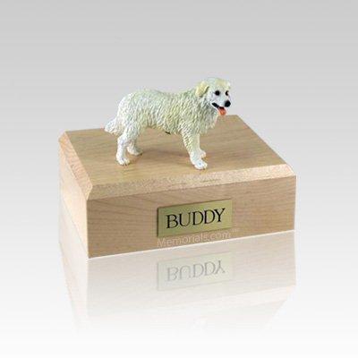 Kuvasz Small Dog Urn