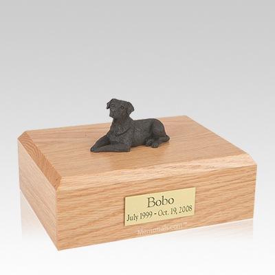 Labrador Chocolate Large Dog Urn