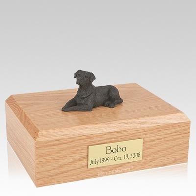 Labrador Chocolate X Large Dog Urn
