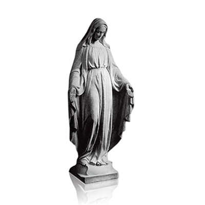 Lady of Grace Small Marble Statues