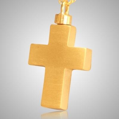 Large Pet Cross Memorial Jewelry II