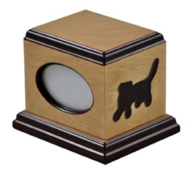 Little Kitty Cat Cremation Urn