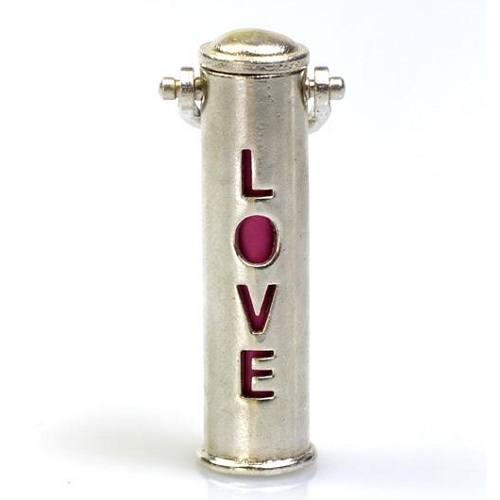 Love Pet Cremation Keychain Urn