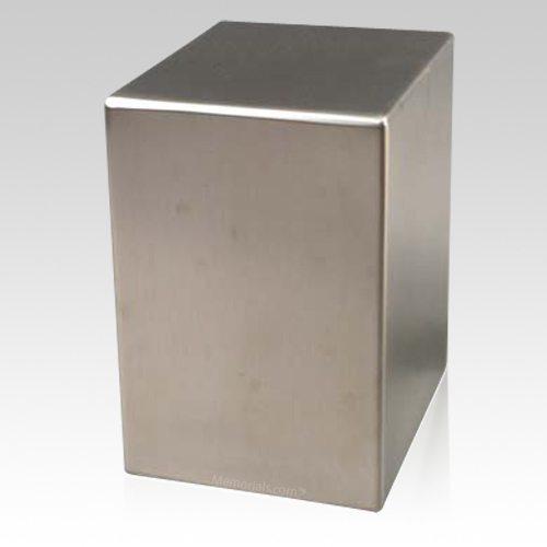 Lustro Classic Steel Urn