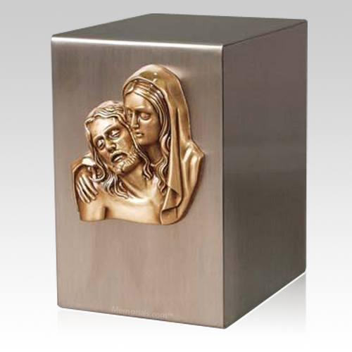 Lustro Holy Mother Steel Urn
