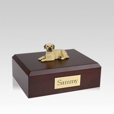 Mastiff Medium Dog Urn