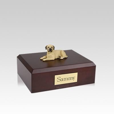 Mastiff Small Dog Urn