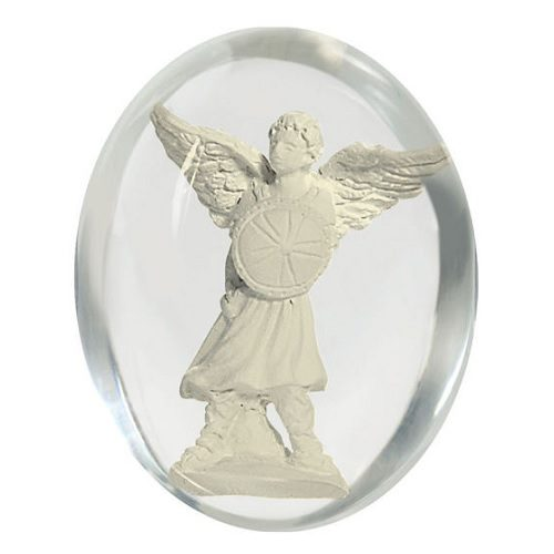 Michael Archangel Worry Keepsake Stones