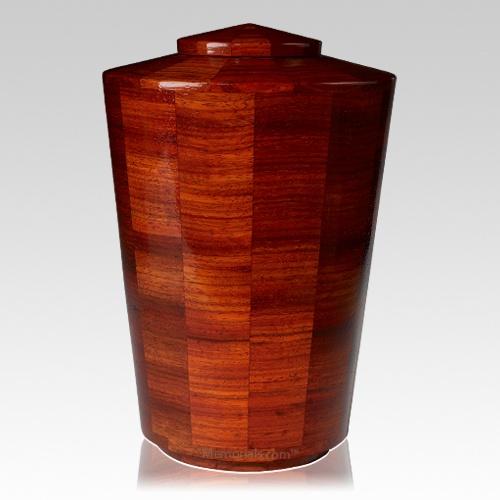 Montabella Large Wood Urn