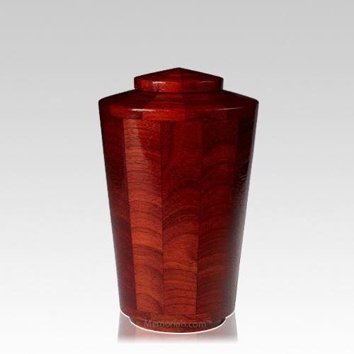 Montabella Medium Wood Urn