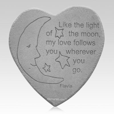 Moonlight Heart Rock