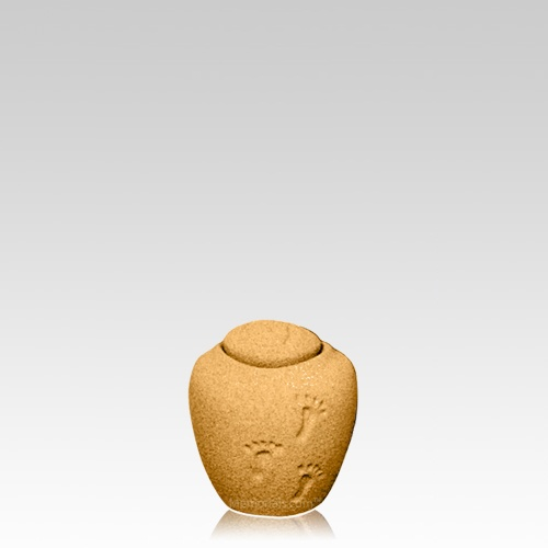 Ocean Sand Biodegradable Small Urn