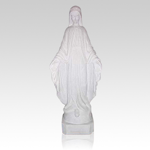 Our Lady of Grace Granite Statue