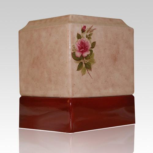 Julia Ceramic Cremation Urn