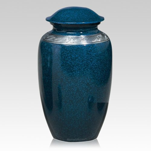 Pacific Metal Cremation Urn