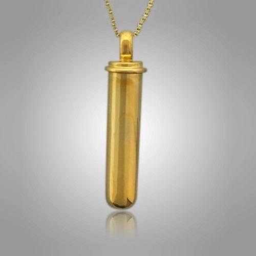 Pet Cylinder Memorial Jewelry II