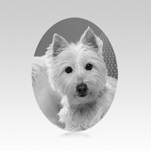 Pet Headstone Pictures Vertical III