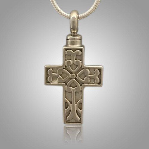 Pet Love Cross Memorial Jewelry