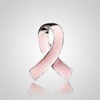 Pink Ribbon Cremation Pin