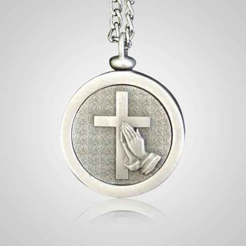 Prayer Urn Pendant