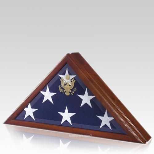 Presidential Flag Display Case