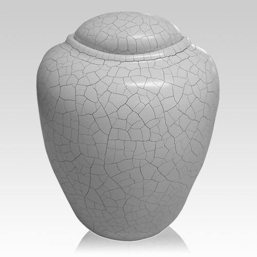 Raku Bio Water Cremation Urn