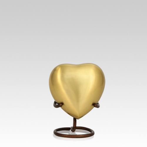 Rectitude Heart Cremation Urn