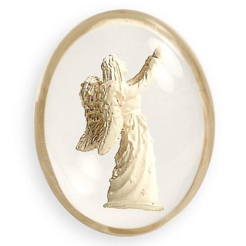 Rejoice Angel Worry Keepsake Stones