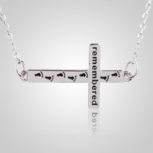 Remembered Cross Memory Jewelry