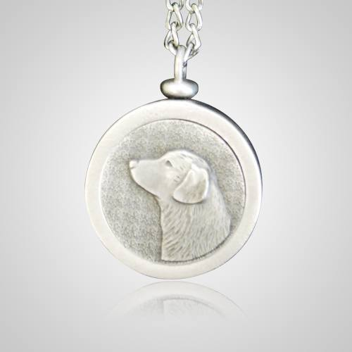 Retriever Pet Memory Charm