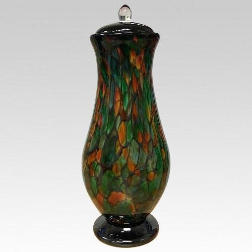 Reverie Glass Cremation Urn